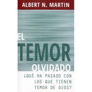 El Temor Olvidado  (EBOOK) | The Forgotten Fear | Albert N. Martin