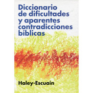 Diccionario de dificultades y aparentes contradicciones bíblicas | Dictionary of Biblical Difficulties and Apparent Contradictions