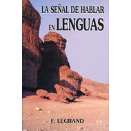La señal de hablar en lenguas por F. Legrand