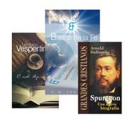 OFERTA SPECIAL Libros de Spurgeon
