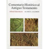 Comentario histórico al Antiguo Testamento  Tomo II por Alfred Edersheim