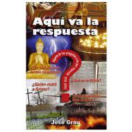 Aquí Va la Respuesta / Here's the Answer por José Grau