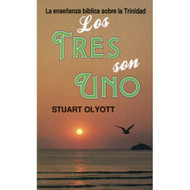 Los tres son uno (1ra edición 1987) | The Three Are One (First Ed.1987) por Stuart Olyott