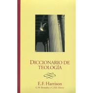 Diccionario de Teología | Baker's Dictionary of Theology por Everett Harrison