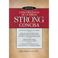 Nueva Concordancia de la Biblia Strong Concisa / New Exhaustive Concordance of the Bible