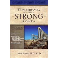 Concordancia de la Biblia Strong Concisa / Strong's Abridged Concordance
