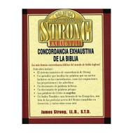 Nueva concordancia Strong exhaustiva de la Biblia |  New Strong's Exhaustive Concordance of the Bible
