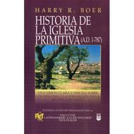 Historia de la Iglesia Primitiva (A. D. 1-787) | History of Early Church