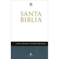 RVR 1960, Biblia Letra Grande Tamaño Personal | RVR 1960 Hand Size, Large Print