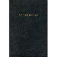 Biblia Letra Grande Tamaño Manual (Piel fabricada)