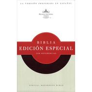 RVR 1960 Edicion Especial con Referencias | RVR 1960 Special Reference Bible