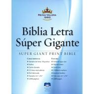 RVR 1960 Biblia Letra Súper Gigante | RVR 1960 Super Giant Print Bible