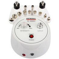 Kendal 3 in 1 Diamond Microdermabrasion Dermabrasion Machine w/ Vacuum & Spray including 360 cotton filters and 2 plastic oil filters BM02