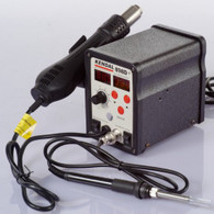Kendal 2 In 1 Smart Hot Air Rework Soldering Iron Station 898D+