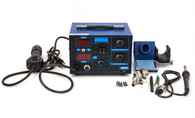 Kendal 2 IN 1 SMD HOT AIR REWORK SOLDERING IRON STATION 862D