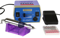 Pro Nails Salon Manicure Pedicure Electric Nail Drill File Machine Kits nm01