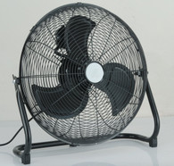 "Kendal Heavy Duty 18"" High Velocity Floor Fan FLFAN18"