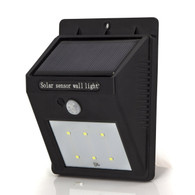 6 Led Wireless Solar Motion Sensor Lights Y3-603