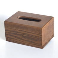 Hand Crafted Wooden Tissue Box Dispenser (Crude wood)SI-2014B