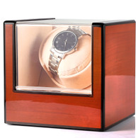 Kendal Top Quality Single Automatic Wooden Watch Winder WW1+0ORG