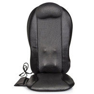 Kendal Kneading Shiatsu Swing Rolling Seat Massage Cushion Massager with Heat SI-MC07H