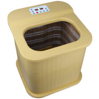 Far-infrared Dry Foot Bath / Health Spa / foot calf leg sauna therapy FM2028A