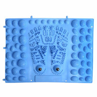 H&B Luxuries Acupressure Foot Massage Mat Reflexology Pad for Stress Relief FMT02B