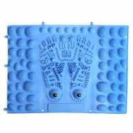 H&B Luxuries Acupressure Foot Massage Mat Reflexology Pad for Stress Relief FMT02B