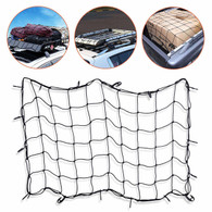 34-Inch by 54-Inch Bungee Cargo Net with 16 Adjustable Hooks CNH01
