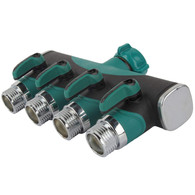 4 Way Hose Connector HC04