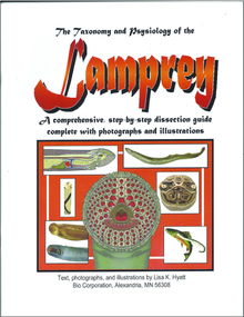 Lamprey Dissection Reference Guide