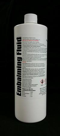Embalming Fluid 1 Gallon Biologyproducts Com