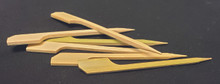Bamboo Paddle Pick