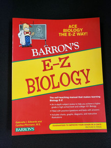 Online Sale ONLY! ez 101 Biology manual