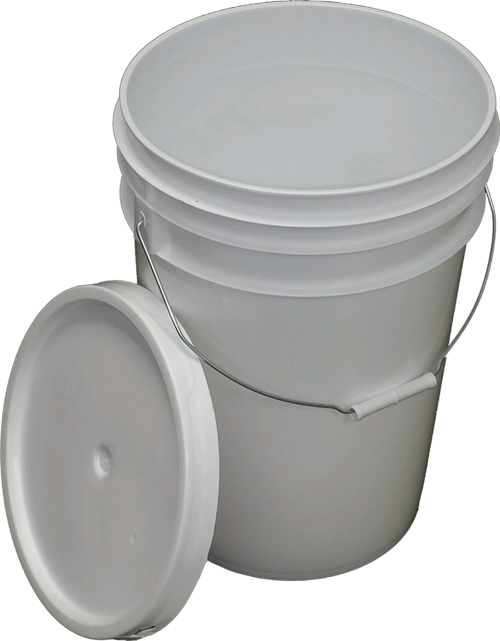 Storage Pail - 6 gallon - Biologyproducts com
