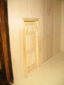 Internal Door - supply & fit, unfinished