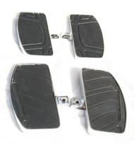Yamaha Vstar 650 Rider and Passenger Floorboard Pedal