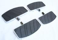 Suzuki Driver and Passenger Floorboard Pedals