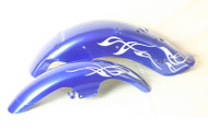 Blue Fender for Honda Rebel CMX 250
