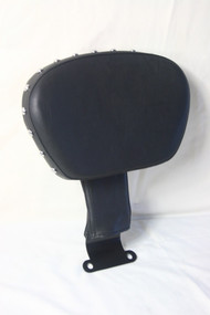 Stud Backrest Pad and Bracket for Fat Boy FLSTF