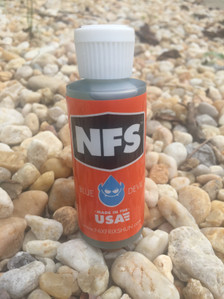 NixFrixShun Blue Devil Formula  The ultimate gravel and road chainlube.  Blue Devil goes where others fear to tread.  Give us your worst, we give you the best.