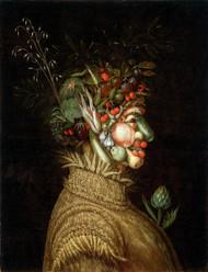 The Four Seasons Summer 1572 by Giuseppe Arcimboldo