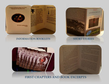 Information, chapters, short stories and much more.
