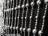 Mirror Disco Ball Beaded Curtains - 3 Feet by 6 Feet