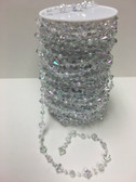 Roll Of Beads PC14N SMALL IRIDESCENT CRYSTAL BEADS - Beads By The Roll