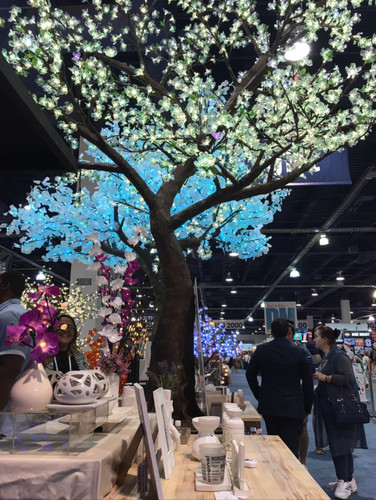 Cherry Blossom Tree  Led Lights Shift
