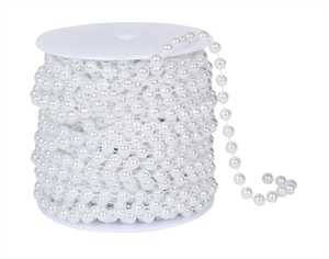 Pearl Ball Beads 8mm - Beads By The Roll