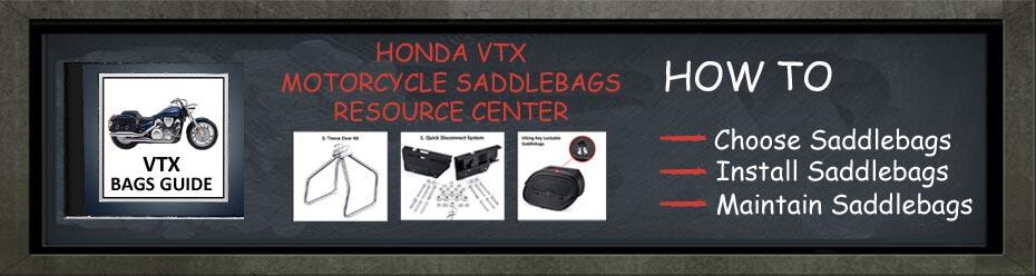 Honda VTX Resource Center Luggage Guide
