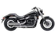 Honda Shadow 750 Phantom Bags