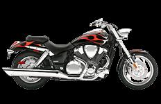 Honda VTX 1800 C Bags